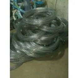 Gi Powder Coated Concertina Wires, for Industrial