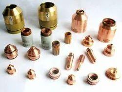 CNC  Plasma Machined Components