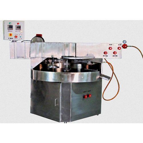 Food Processing Machine Semi Automatic Chapati Making