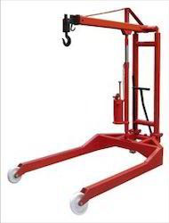 Hydraulic Floor Crane