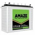 150ah Amaze Tall Tubular Battery, Warranty: 24 Month, 12 V
