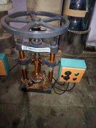 Hand Press Paper Dish Machine