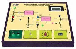 Measurement Of Temperature Using Semiconductor