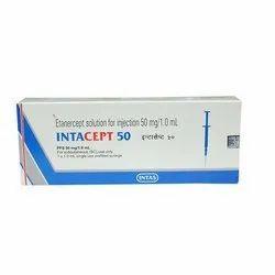 Intacept 25mg / 50mg Injection