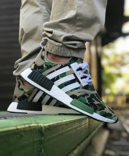 separation shoes 69bb7 30794 Adidas Nmd Bape