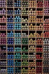 Dyed Viscose Yarns