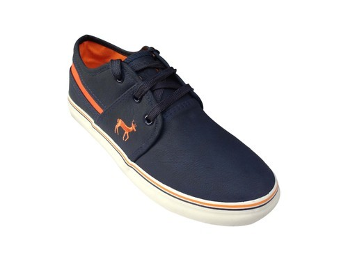 0861f65078f6 MOROCCO Daily Wear And Casual Men s Good Looking Blue Canvas Shoes ...