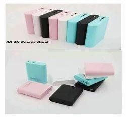 3D Mini Power Bank