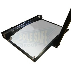 Under Vehicle Search System Mirror