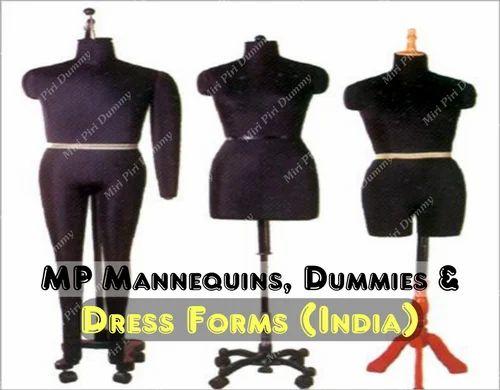 Fiberglass Adjustable Dress Form Mannequins Dummy