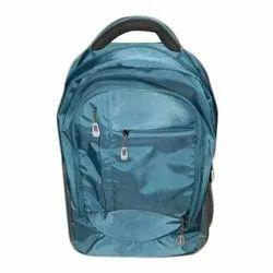 Sky Blue Plain School Bags, For For School Use