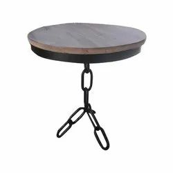 Round dining Table, for Restaurant