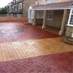 Colored Paving Blocks