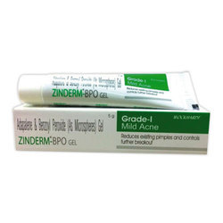 Zinderm BPO, Pack Size: 1, for Personal