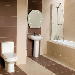 Bathroom Tiles designer bathroom tiles at rs 125 /square feet(s) | bathroom tiles
