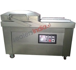 Double Chamber Vacuum Packaging Machine - 600 DH