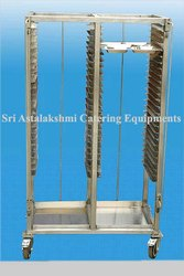 Closed Stainless Steel Ss Storage Cuboard, for Hotel
