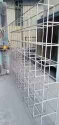 Metal Rack Powder Coating