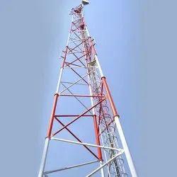 镀锌铁电信塔