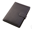 Business Planner Leatherette Calculator