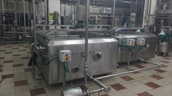 Butter Ghee and Milk Fat Plants, Voltage: 380 V
