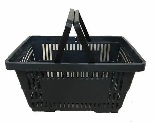 Adarsh Shopping Basket, Capacity: 18 Ltrs, Model Name/Number: AUPSB18L