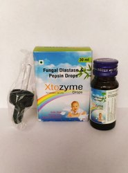 Fungal Diastase And Pepsin Drops