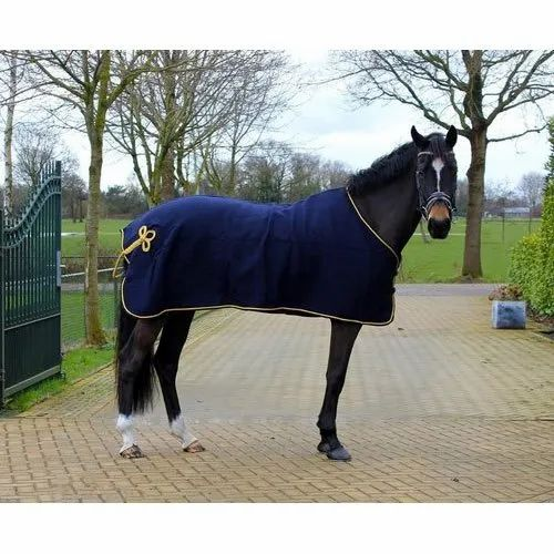 Horse Fleece Rugs At Rs 1200 Piece