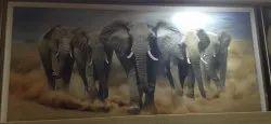 Elephant Vastu Wall Tiles