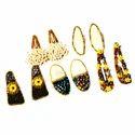 Girls Designer Tic Tac Hair Pin