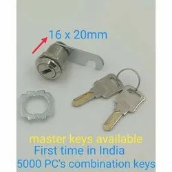 Prince Polo Cam Lock, Stainless Steel