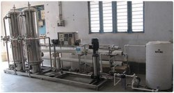 Turnkey Drinking Water Bottling Plant