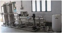 Bottle Filling Turnkey Drinking Water Bottling Plant, Purification Capacity: 2000 L/hour, Automatic
