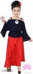 Kids Function Wear Dress