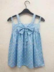 Rayon Kids Dress Design