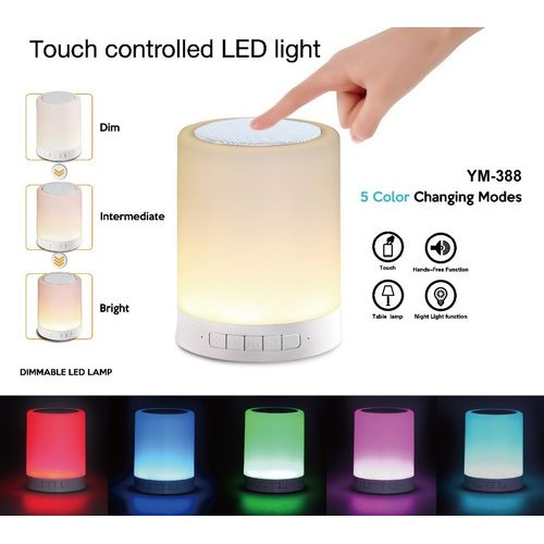 Touch Controlled LED Light