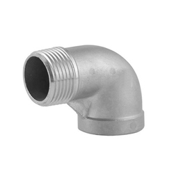 Buttweld Elbow 90 Degree, Size: 1/2