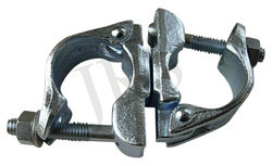 Drop Forged British Type Swivel Coupler, Packaging Type: Bags