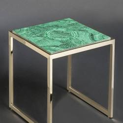 Malachite Table