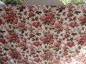 Handmade Tropical Kantha Quilt