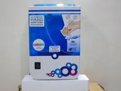 Abs Plastic Automatic Hand Sanitizer Dispenser