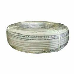 White 0.75 mm PVC Insulated Copper Wire