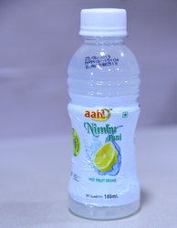 Aah Nimbu Pani, Packaging Size: 180 mL