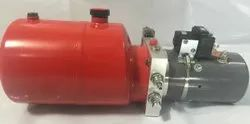 VTEK Mild Steel Mini Hydraulic Power Pack, For Industrial