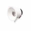 Led Mini Rimless 3w Spot Light, Shape: Round