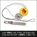 Lattu Metallic Multi Purpose Cable Lockout