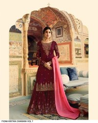 Georgette Sharara Suits