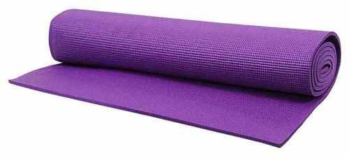 Eco Friendly Yoga Mat, Packaging Type: Poly Wrap