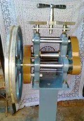 Jewellary Rolling Machine