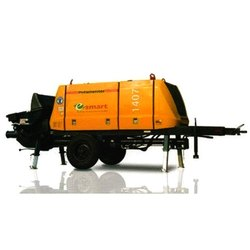 Heavy Duty Concrete Pump Rental Service